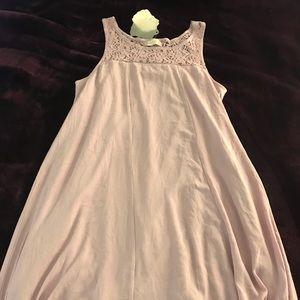 Alter'd State light purple sleeveless dress (NWT)